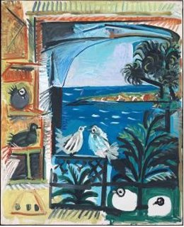 Pablo Picasso - Los pichones