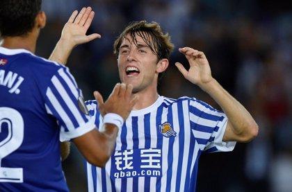 Odriozola, nuevo jugador del Real Madrid para las seis próximas temporadas