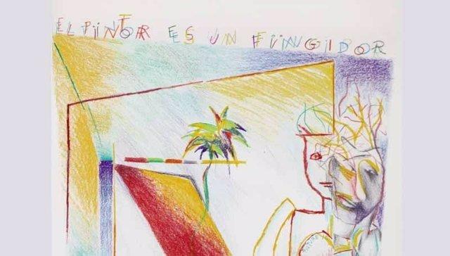 Obra del artista Chema Cobo.