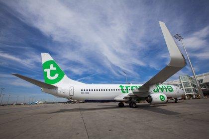 Transavia abre en Navidad la ruta Tenerife Sur-París