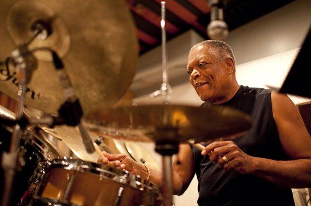 Billy Hart, baterista y profesor de jazz estadounidense