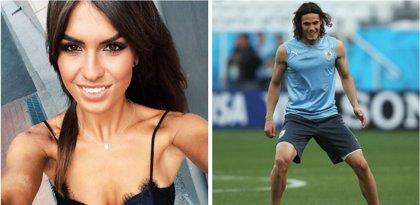 ¿Tiene Sofía Suescun un romance con el futbolista uruguayo Edison Cavani?