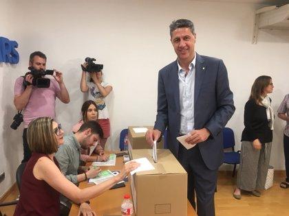 """Albiol pide que tras las primarias del PP haya una """"única candidatura"""" de cara al congreso"""