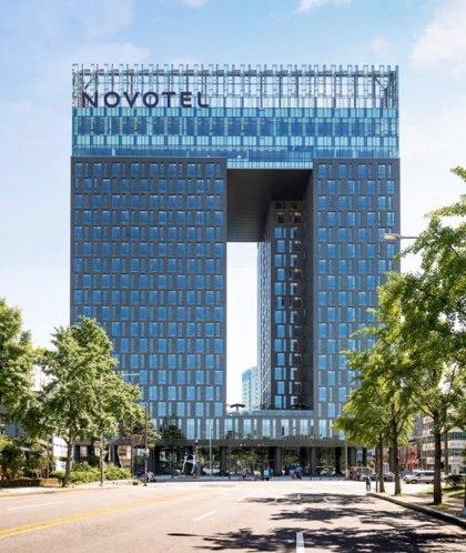 Novotel abre su hotel número 500 en Seúl
