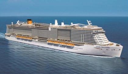 Costa Cruceros pondrá en servicio su nuevo buque 'Costa Smeralda' en 2019