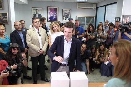 Casado vence en agrupaciones como Móstoles Alcobendas y Tres Cantos y arrasa en Ciempozuelos y Arroyomolinos