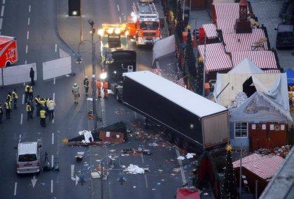 El Supremo de Alemania emite orden de arresto contra el presunto 'cerebro' del atentado en 2016 en un mercado de Berlín