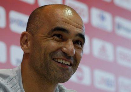 """Martínez: """"Hay algo realmente especial en esta Bélgica"""""""