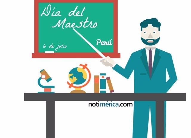 Día del Maestro Perú