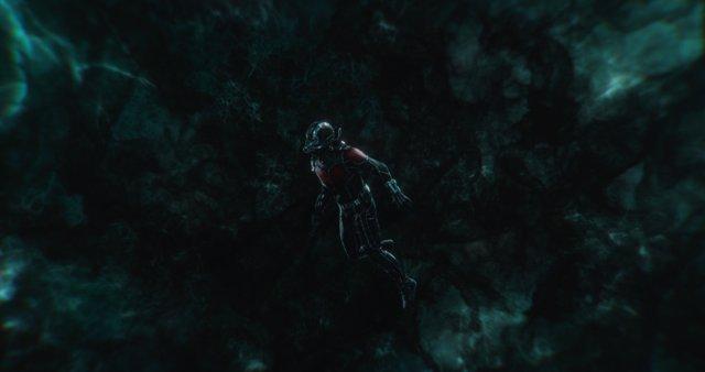 Ant-Man en el Reino Cuántico