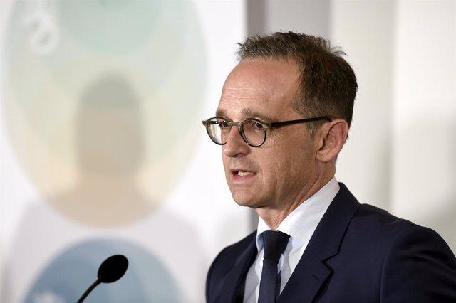 El ministro de Exteriores de Alemania, Heiko Maas
