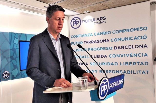 Xavier García Albiol, PP (Archivo)
