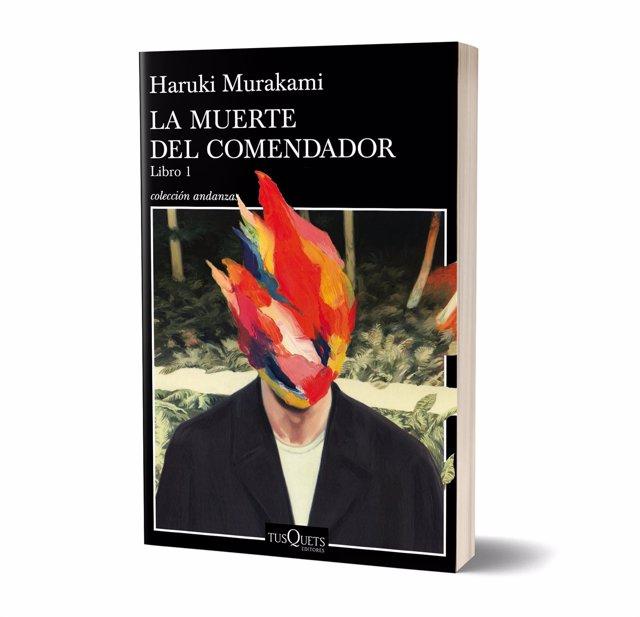 La última novela de Haruki Murakami saldrá el 9 de octubre