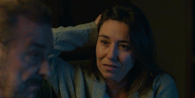 Lola Dueñas en la película No sé decir adiós