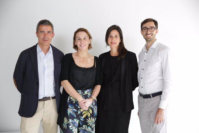 Socios directores de Political Intelligence de España, Portugal y Bruselas