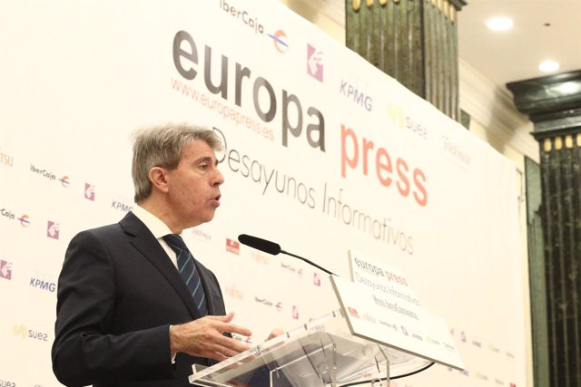 Desayuno Informativo de Europa Press con Ángel Garrido