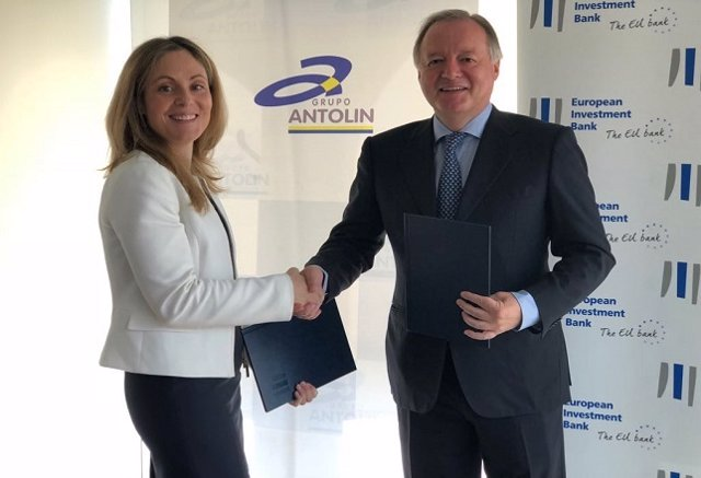 El BEI presta 100 millones al Grupo Antolin
