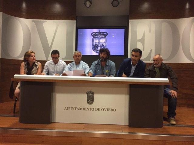 Sindicatos Policía Local de Oviedo