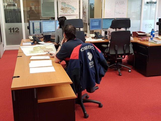 Centro de Coordinación del SOS Rioja