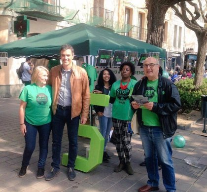 La PAH exige a Sánchez 'indultar' ley catalana de vivienda y aprobar una similar para toda España