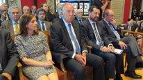 Amado Franco recibe el Premio Empresario de Aragón