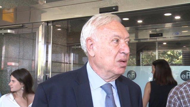 Margallo en València