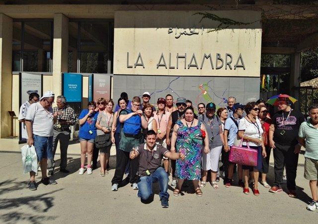 En 2017, las Jornadas de Ecoturismo de Verdiblanca fueron en la Alpujarra.