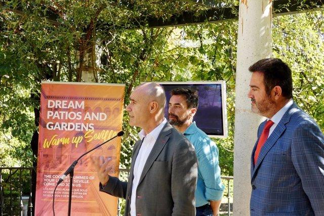 Muñoz presenta la campaña de promoción estival