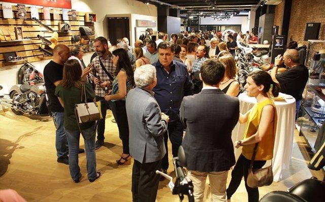Tienda Motos Bordoy en Barcelona