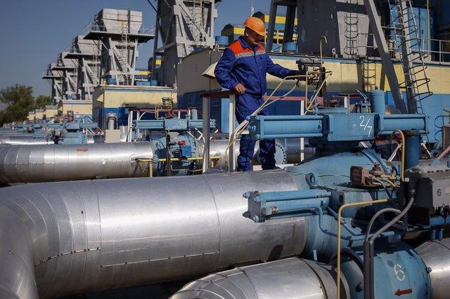 Gasoducto, Gazprom