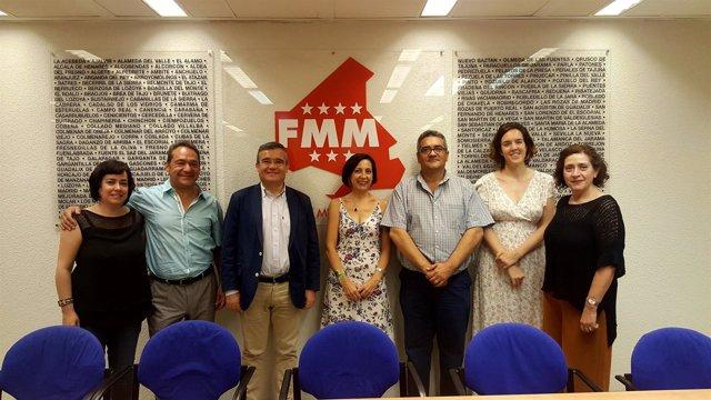 FMM se reúne con el Tercer Sector