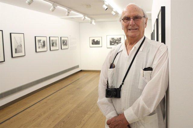 Carlos Saura, en la presentación de la exposición España Años 50