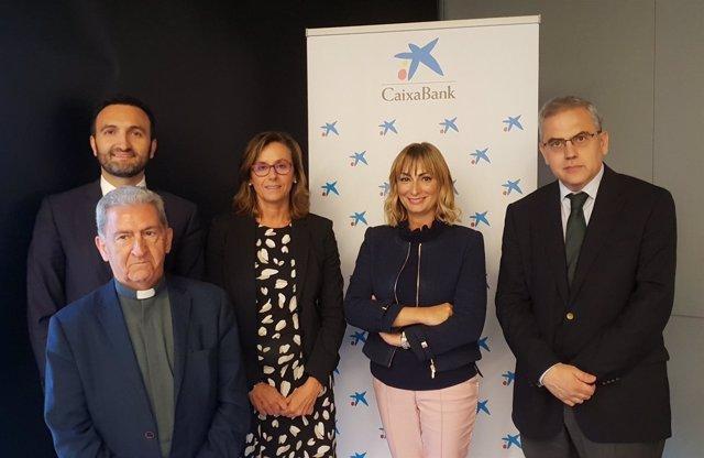 Jornada de CaixaBank con administradores y ecónomos de entidades religiosas