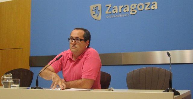 Alberto Cubero es consejero municipal de Servicios Públicos.