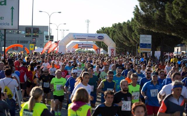 Mercamadrid abre sus puertas el domingo para celebrar la ya tradicional carrera de 10 kilómetros