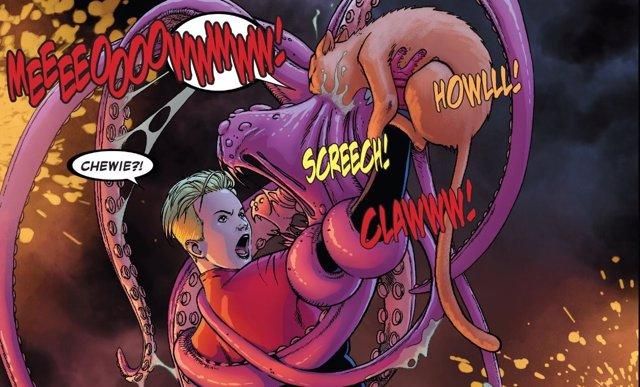 Capitana Marvel y el cameo más inesperado