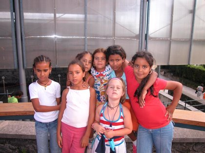 El Gobierno autoriza la residencia temporal a 4.028 menores saharauis del 'Programa Vacaciones en Paz 2018'