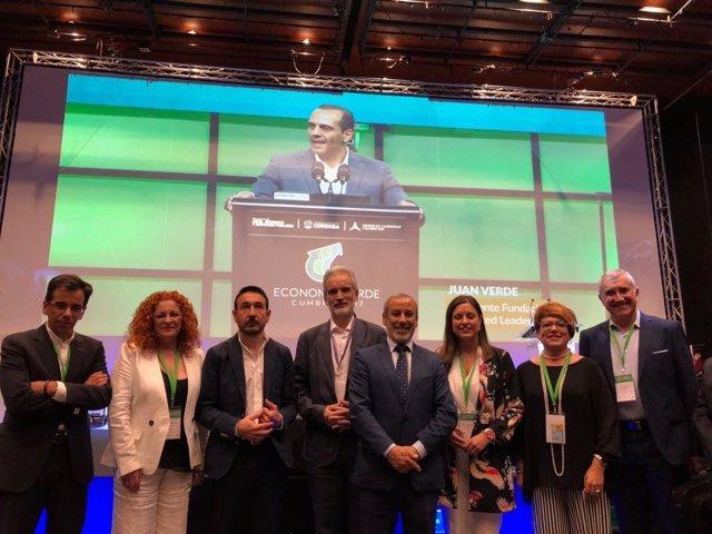 Cumbre sobre Economía Circular e Innovación