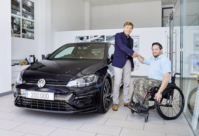 Volkswagen alcanza los 200.000 modelos R vendidos