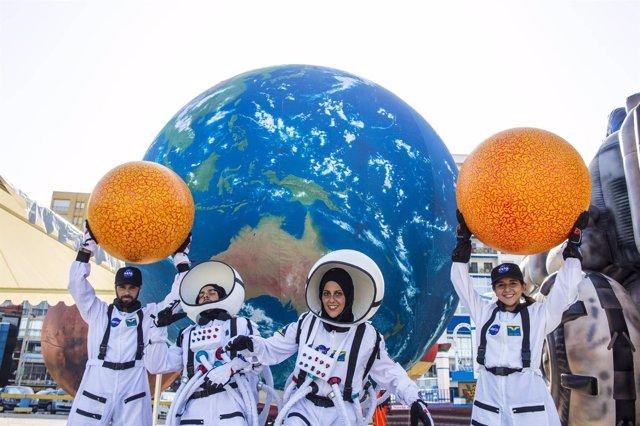 'Space' De La Compañía Brotons
