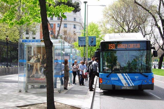 Línea 150 de EMT Madrid