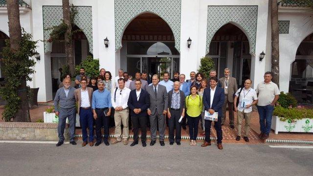Encuentro multisectorial en Marruecos