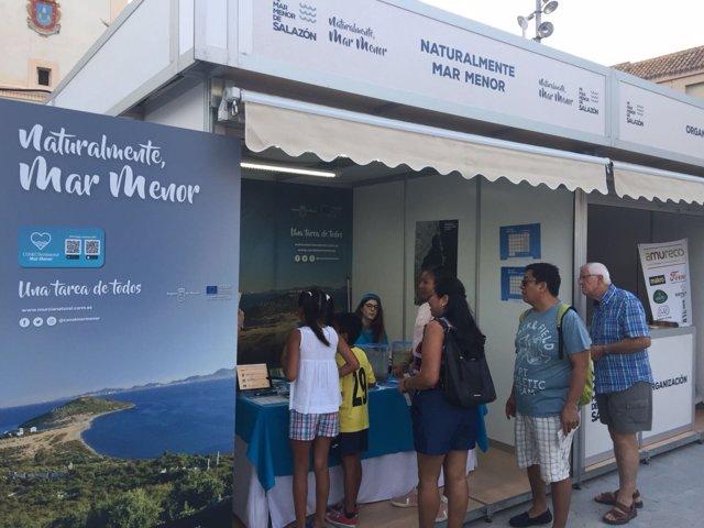 Actividades de la campaña 'Naturalmente, Mar Menor'