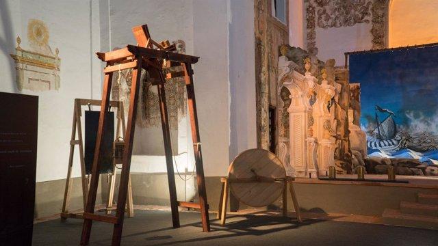 Exposición San Agustin