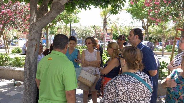 """PSOE ve """"abandono"""" en Edificio Príncipe de Asturias de Melilla"""