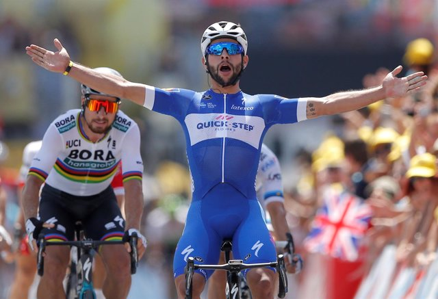 Fernando Gaviria Tour Francia