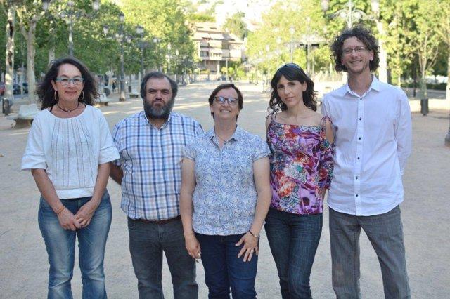 """Granada Imagina A Andalucía"" Aspira A Las Primarias"