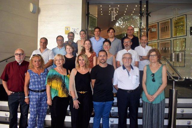 Presentación de 'Mallorca Cultura'