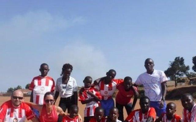 Los goles por la libertad y contra el racismo y desigualdad de los migrantes se marcan en el Estadi del Túria