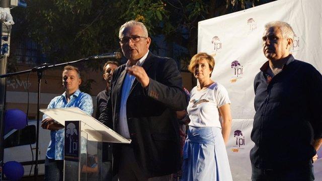 El presidente de El PI, Jaume Font, ha asegurado  estar preparado para gobernar